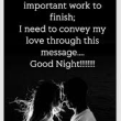 Deep Good Night Quotes For Lover