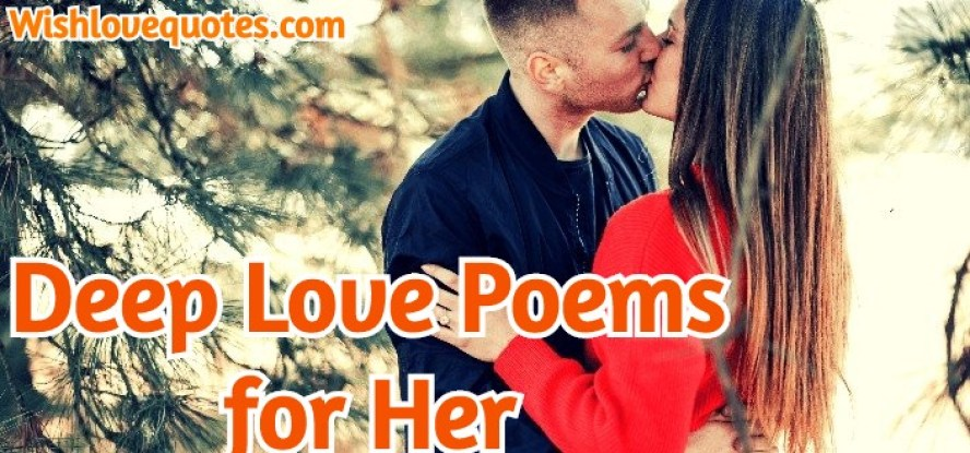 To girlfriend poems romantic your say to 42 Best
