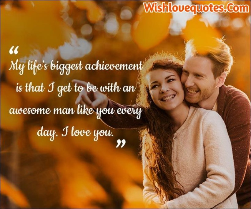 love messages for husband