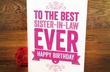 Happy Birthday Prayers for Sister-in-law