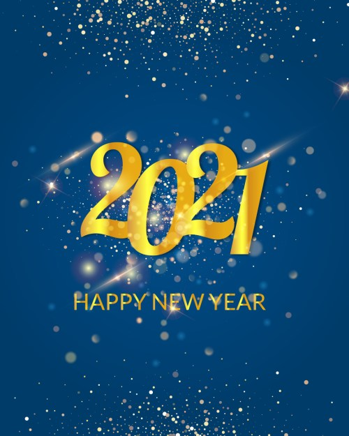 Say Happy New Year 2021 Download Hd New Year Picture