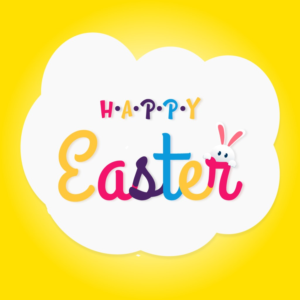 Happy easter quotes and images