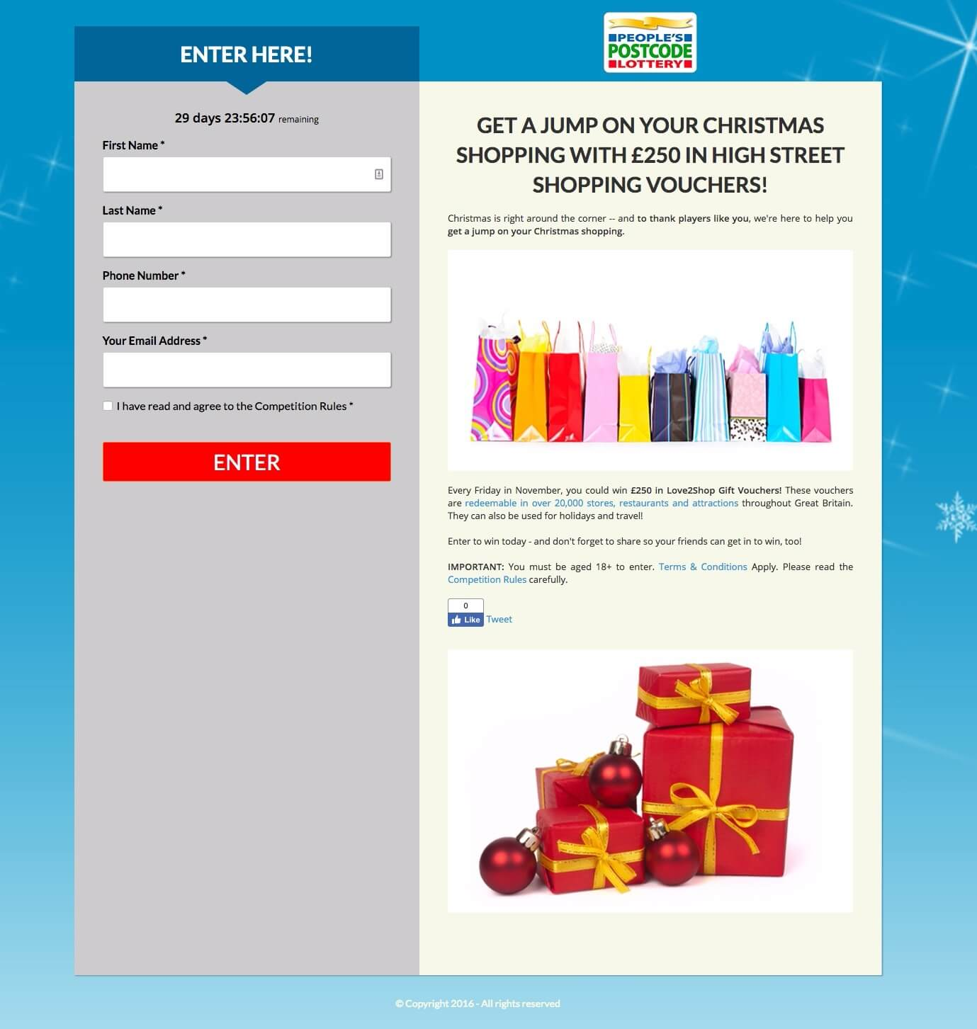 24 Amazing Facebook Giveaway Examples