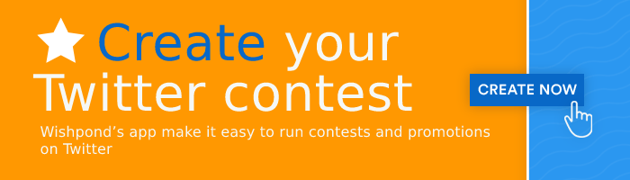Twitter contest blog banner Twin Front