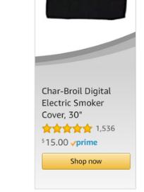 Amazon native ad