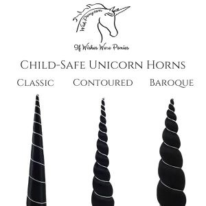 Wishpony Unicorn Horns