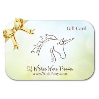 Wishpony Gift Card