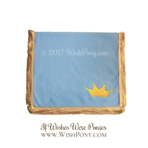 Princess Saddle Blanket for Horse Pony