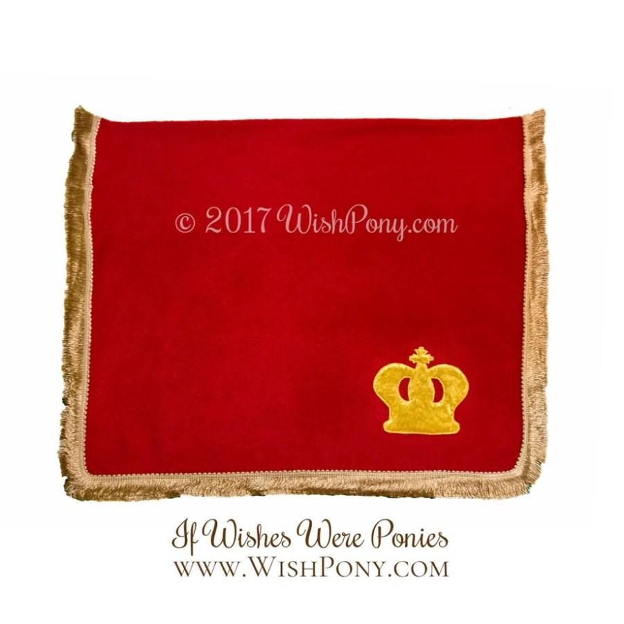 Royal Saddle Blanket