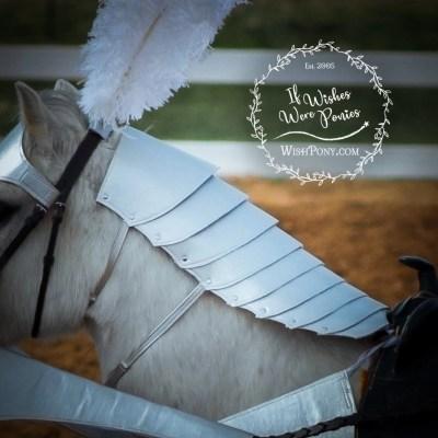 WishPony Horse Neck Armour