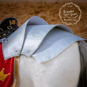 WishPony Horse Rump Armour