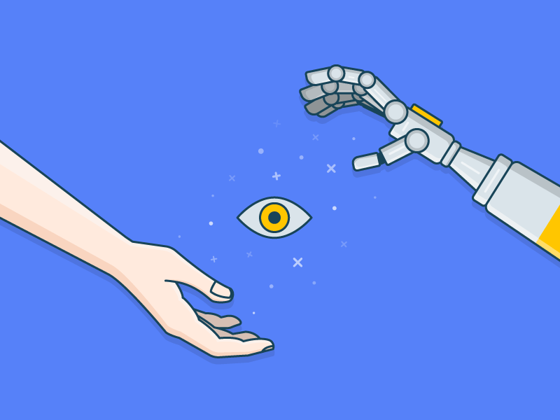 AI in leveraging Humans