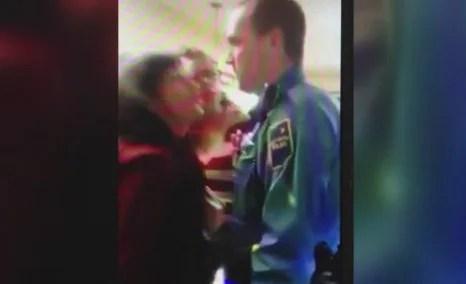 Fort Wayne officer YouTube video_131355