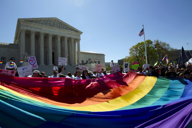 Supreme Court Gay Marriage_178165