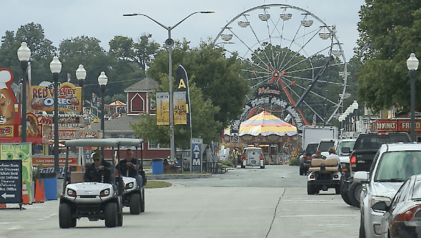 Indiana State Fair security_206682