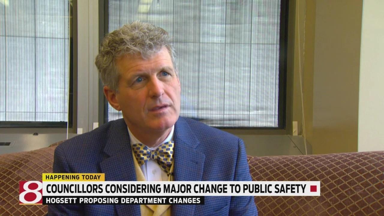 Mayor Hogsett proposing major department restructure