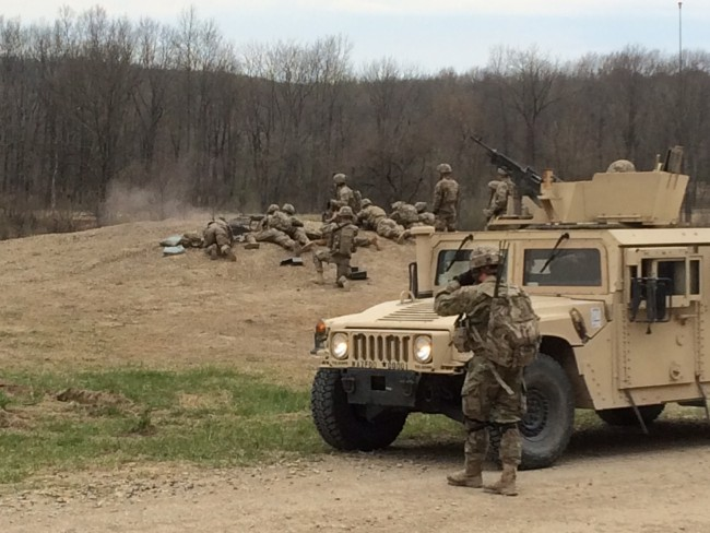 Noise from Camp Atterbury_403556