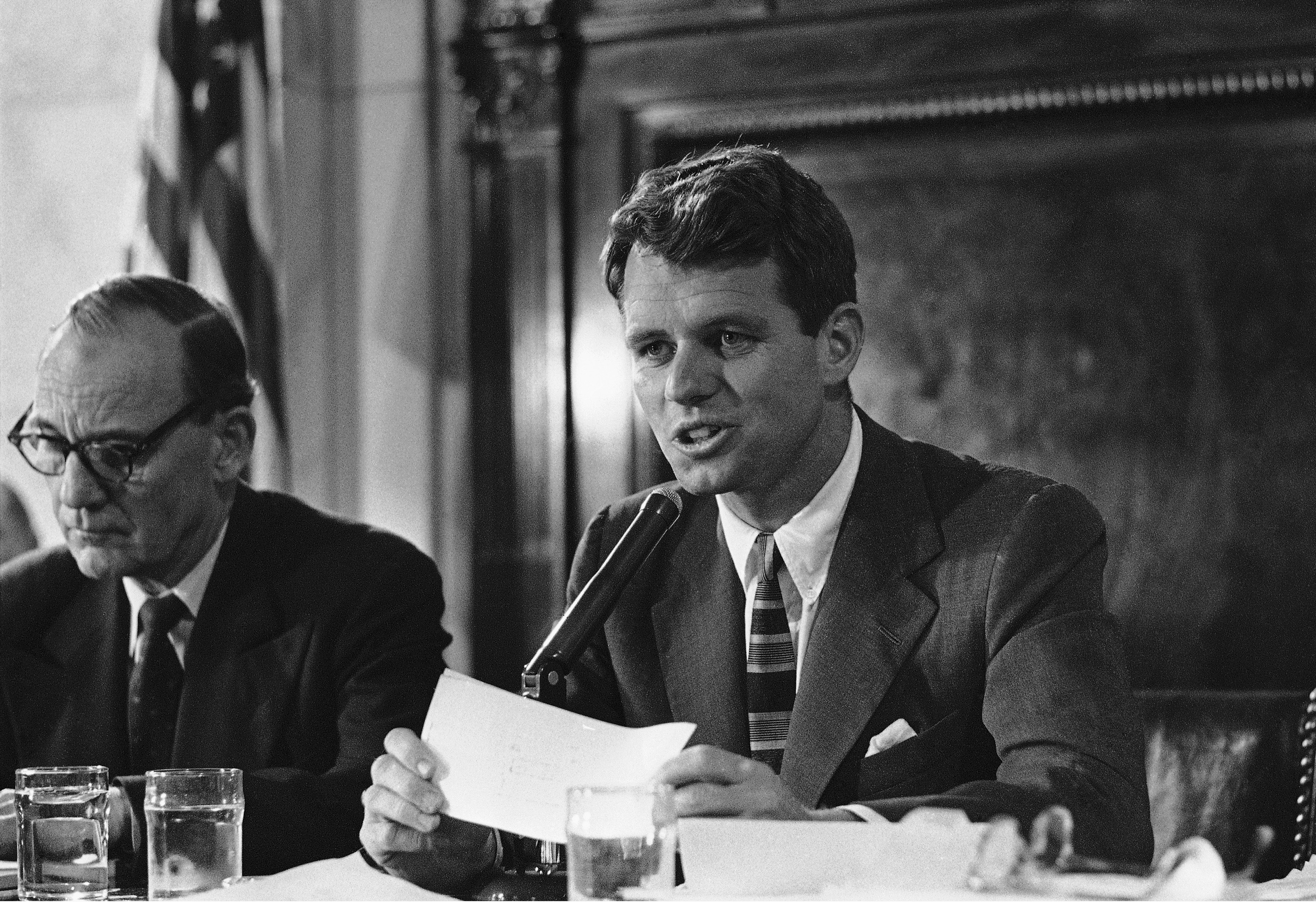 Watch Live: City leaders honor life of Robert F. Kennedy on anniversary of his assassination - WISH-TV | Indianapolis News | Indiana Weather | Indiana Traffic