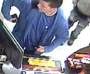 Bartholomew Co. theft suspect_557356