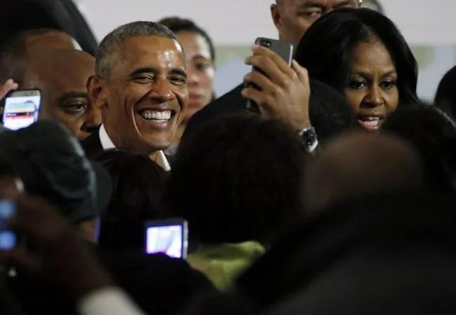 Barack Obama, Michelle Obama_632933