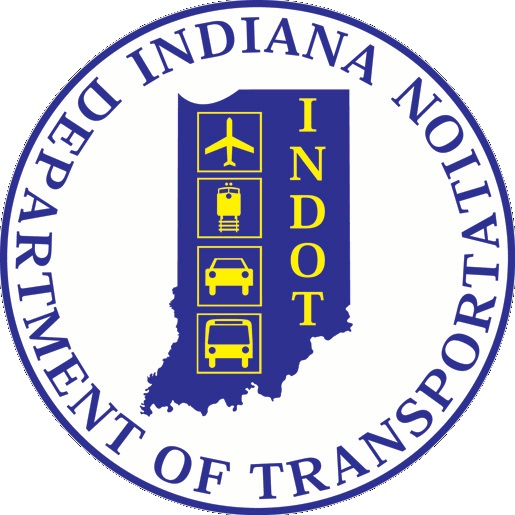 Indiana Department of Transporation logo_720618