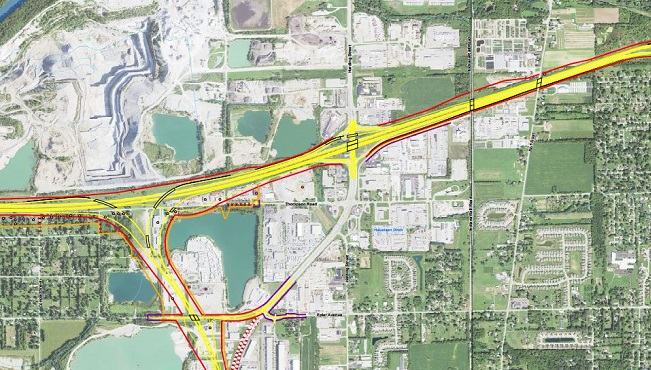 Map 10 I-465 West to I-69 plan_818810