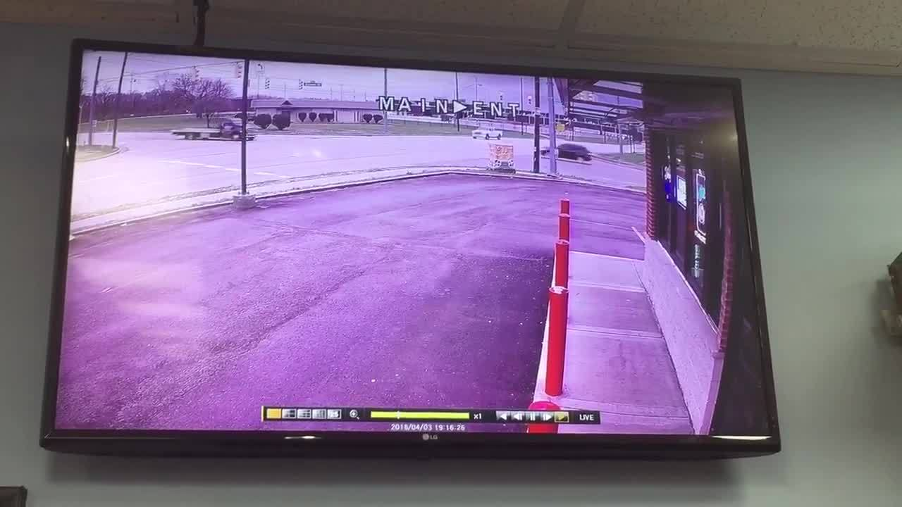 Chase ends in fatal crash (Viewer discretion is advised)