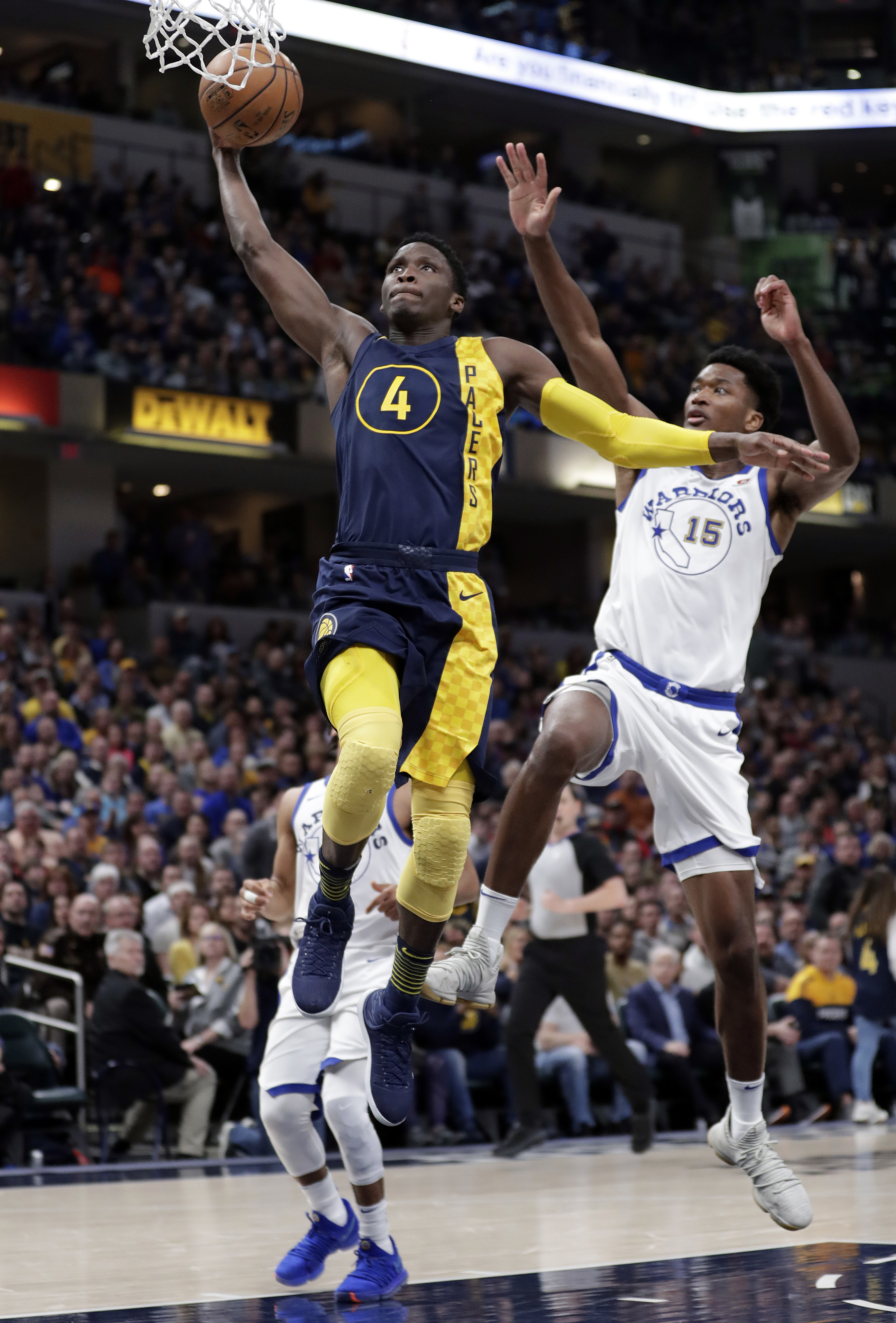 pacers vs warriors - photo #12