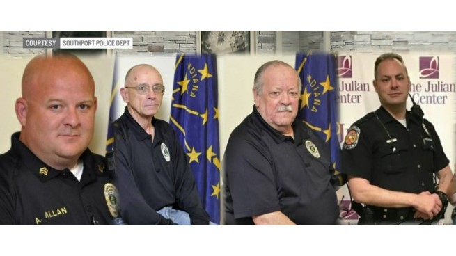 Small police department loses 4 officers in year