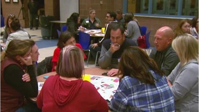 Hamilton Southeastern Schools redistricting plans