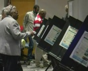 Satellite voting centers open Friday in Marion County, Indiana
