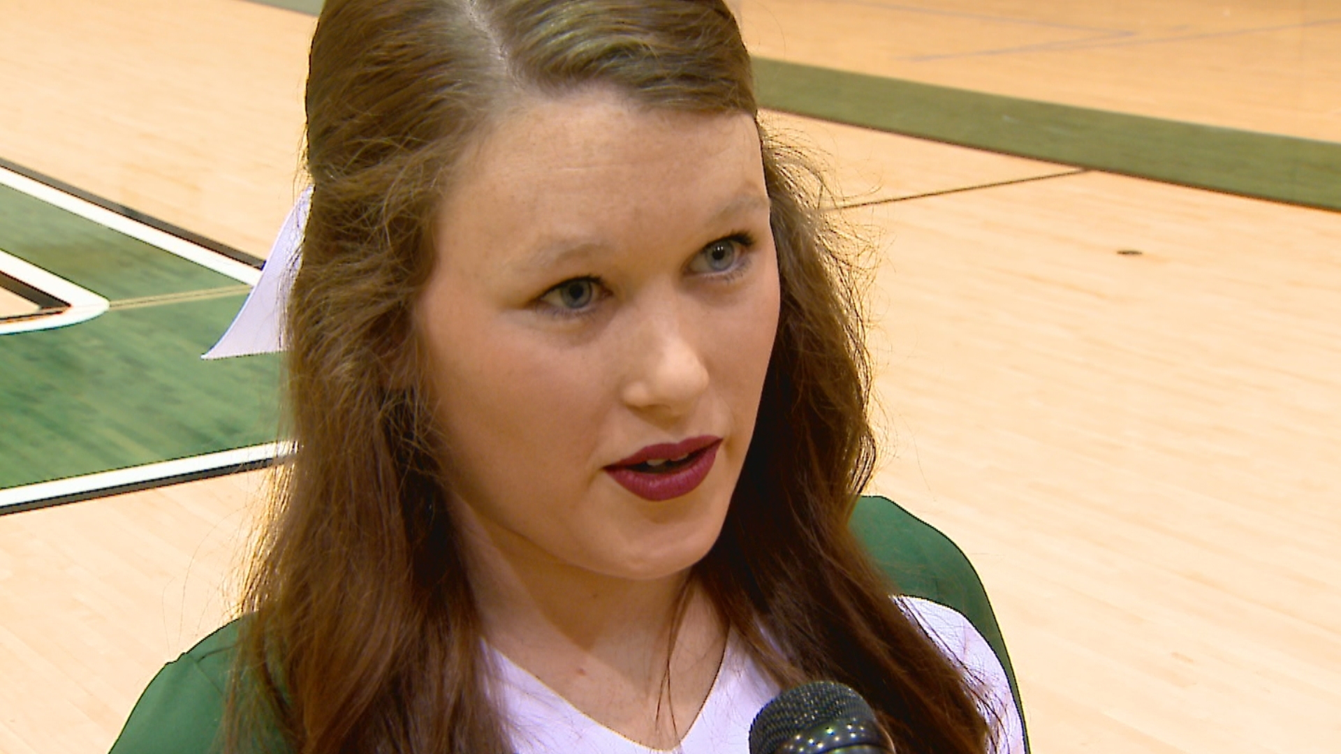 Athlete of the Month: Pendleton Heights' Kennady Garris