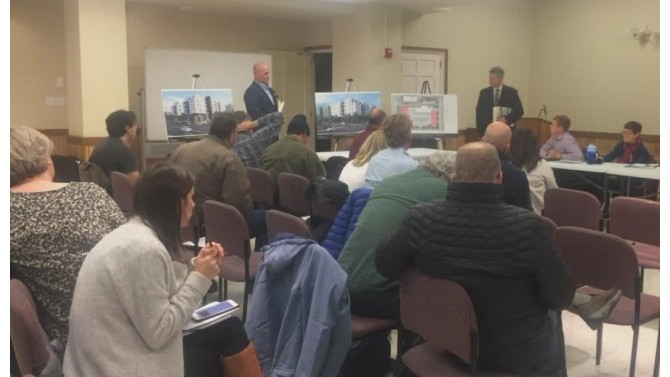 Community Weighs In on Development Proposal