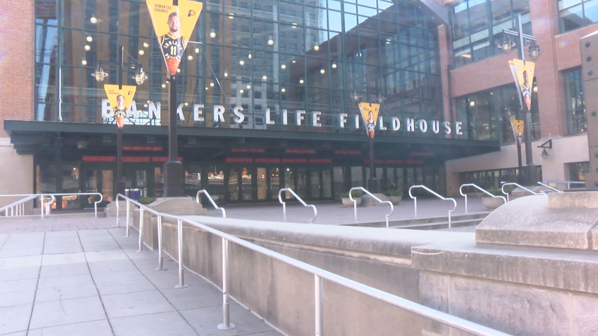 Keeping the Pacers in Indianapolis Bankers Life Fieldhouse