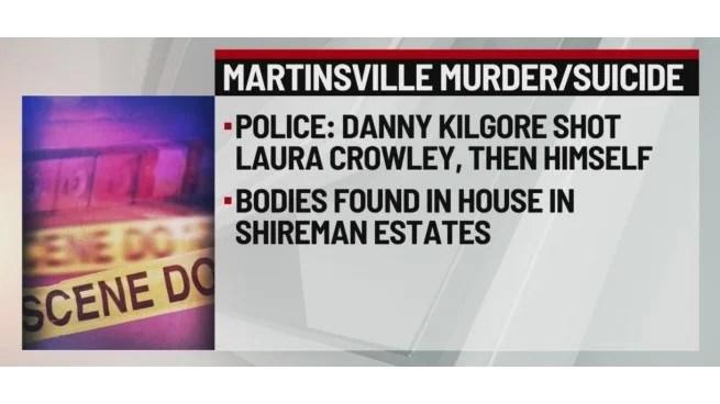 Martinsville, Indiana murder-suicide