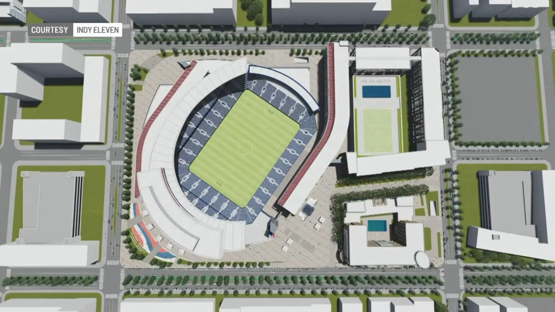 Indy Eleven stadium proposal