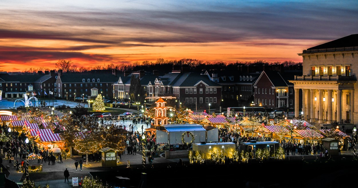 Carmel Christmas Market 2021 Carmel Christkindlmarkt Named Top Holiday Market In North America By Usa Today Wish Tv Indianapolis News Indiana Weather Indiana Traffic