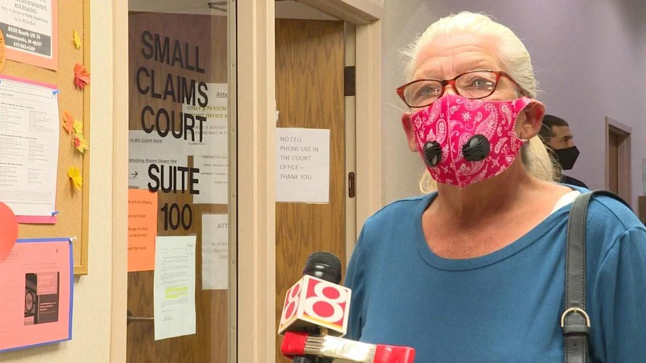 Indianapolis renter ordered to leave apartment despite ...