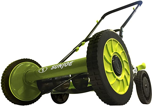 SUNJOE MJ504M MANUAL REEL MOWER - Kickoff fall with these out of doors devices - WISH-TV   Indianapolis Information   Indiana Climate