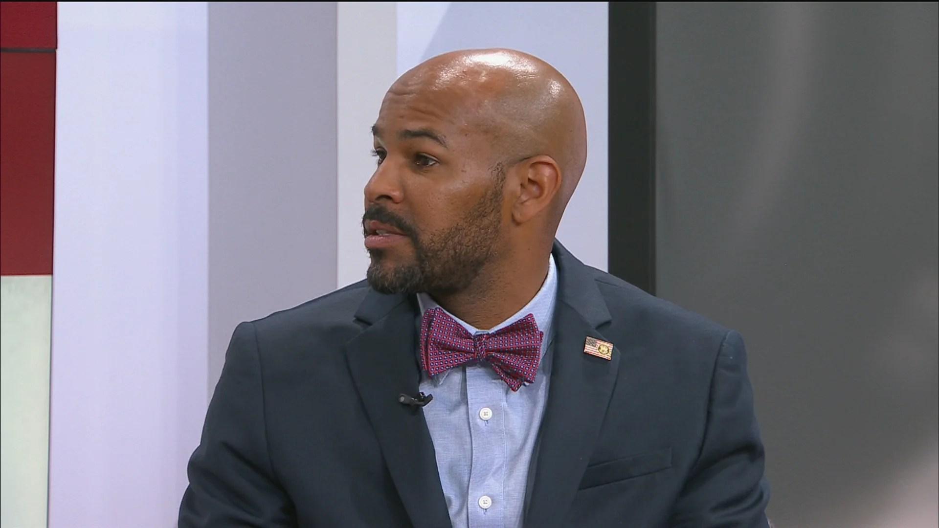 Former US Surgeon General Jerome Adams talks Indianapolis herd immunity, mask shaming - WISH-TV