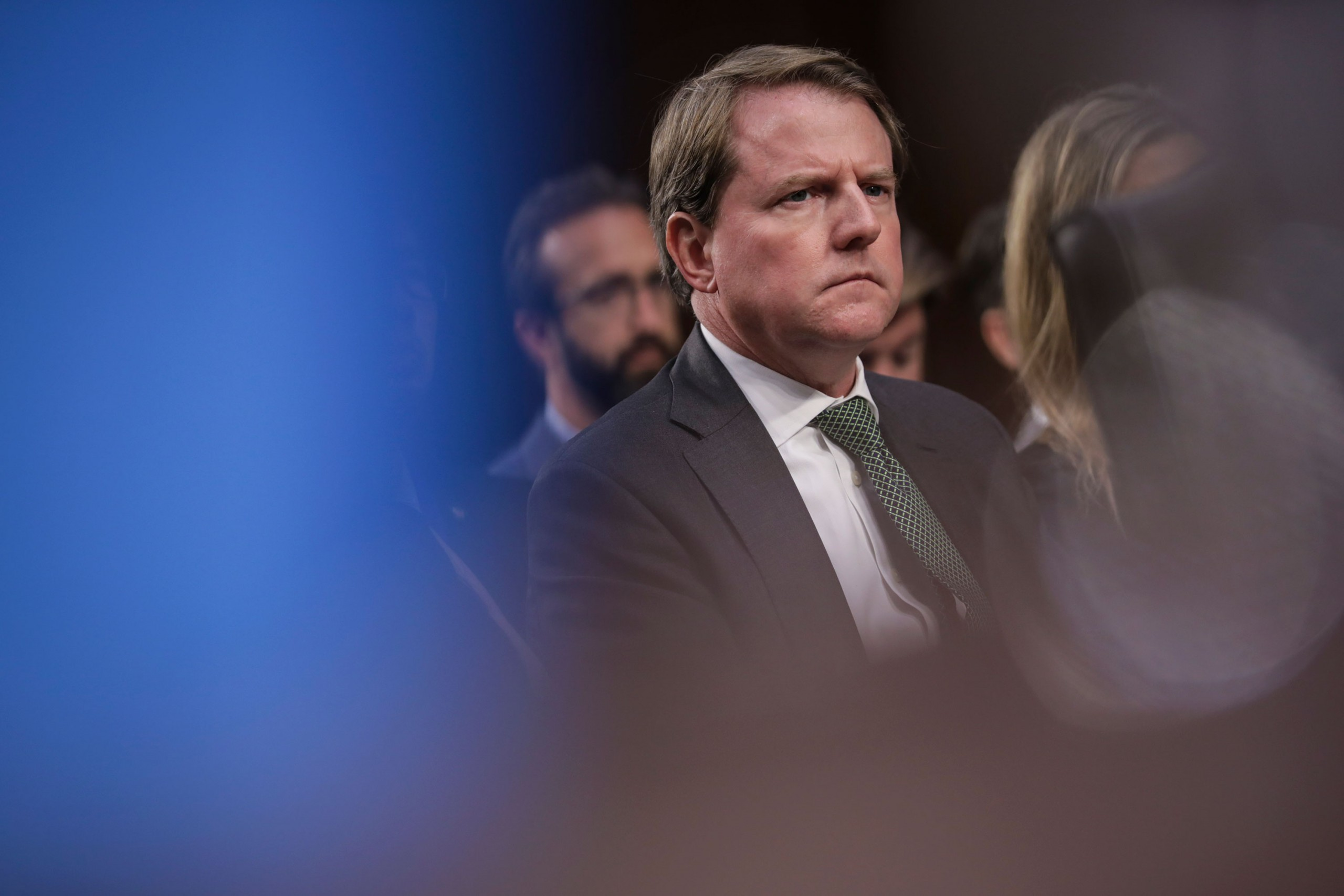 House Democrats release former Trump White House counsel Don McGahn's testimony - WISH-TV