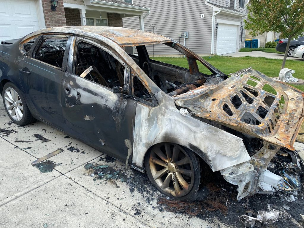 'Suspicious' automobile fireplace exterior Lawrence residence prompts investigation - WISH-TV | Indianapolis Information | Indiana Climate