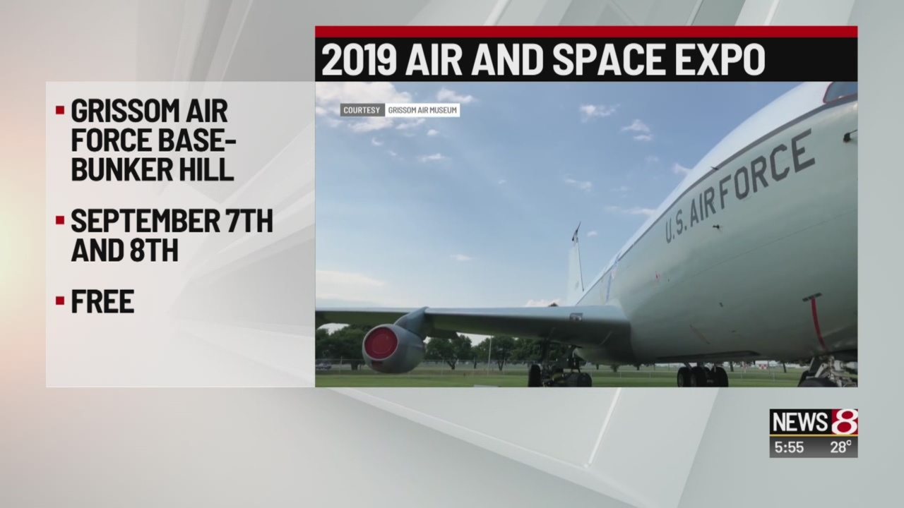 Grissom to host Air and Space Expo | WISHTV com