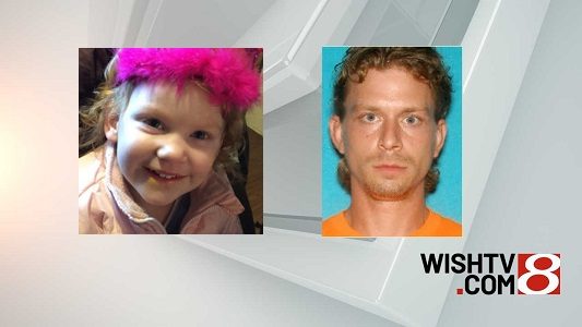 Silver Alert canceled after 2-year-old Cambridge City girl