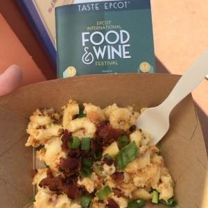 2018 Menu For The Epcot International Food And Wine Festival Wish
