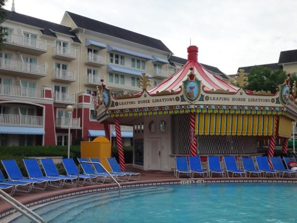 Star Disney' Boardwalk Villas