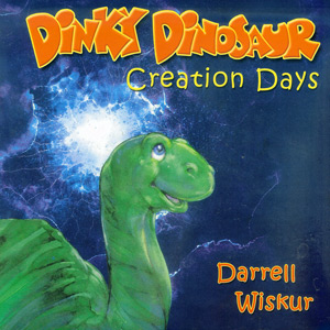 Dinky Dinosaur Creation Days book cover
