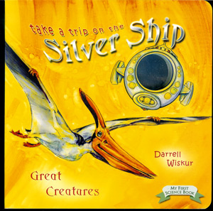 Take a Trip on the Silver Ship Undersea Creatures book cover