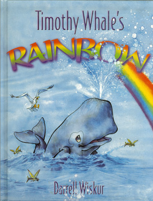Timothy Whale's Rainbow book cover