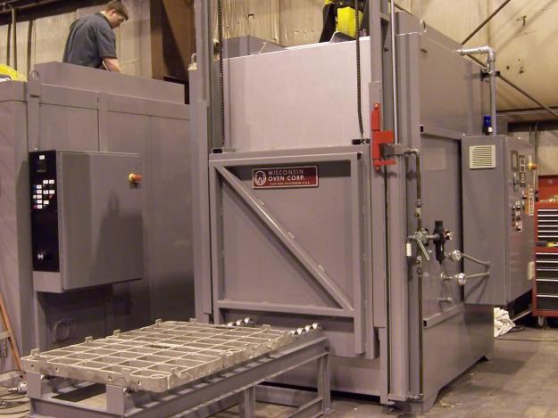 Industrial Heat Treat Oven | Industrial Tempering Oven | Wisconsin Oven